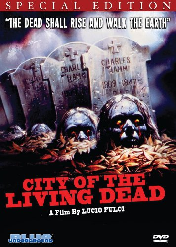 DVD : City of the Living Dead (Special Edition, , Dolby)