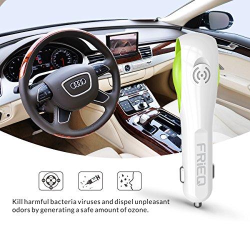 Car Air Purifier, FRiEQ Car Air Freshener and Ionic Air - Import