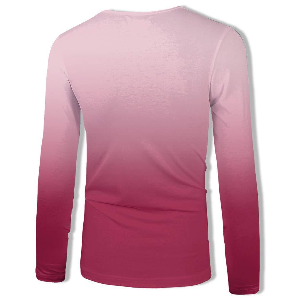 Fun Ugly 3D Print Mens Christmas Sweatshirt Long Sleeve Christmas O-Neck Blouse