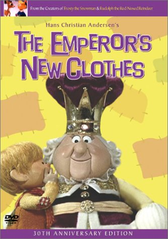 The Emperor's New Clothes (30th Anniversary Edition) (Groove New Emperors Dvd)