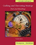 img - for Crafting and Executing Strategy: Text and Readings book / textbook / text book