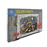DC Comics Superhero Photobooth Props - Includes 25 Different Character Props and a Photo Frame