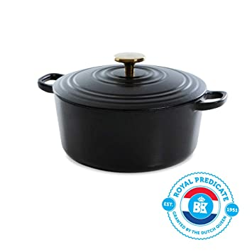 Amazon.com: BK Cookware H6079.524 BK Bourgogne Dutch - Tapa ...