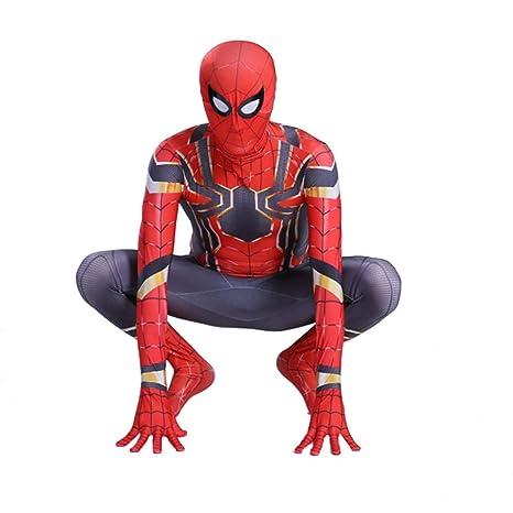 BLOIBFS Spider Spiderman Disfraz De Niño, Clásico para Ropa ...