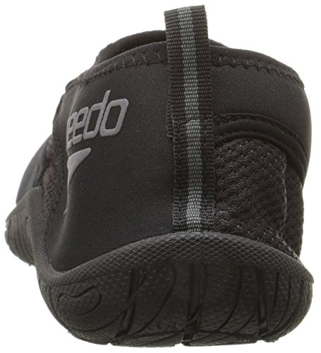 Speedo Men's Surfwalker Pro 3.0 Water Shoes, Black, 11