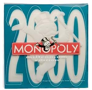 Amazon.com: Millennium Edition 2000 Monopoly Game: Toys