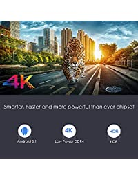 ACEMAX MX10 Smart TV Box Android 8.1 Oreo Rockchip RK3328 Quad Core 64bit 4GB RAM 32GB ROM 4K UHD USB 3.0 Fast Booking Up