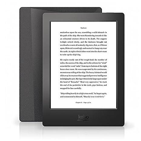 Amazon.com : Kobo Aura H2O 6.8-Inch Comfort Light, Water ...
