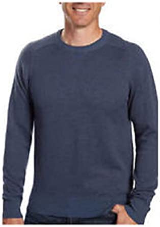 Kirkland Signature Mens Extra Fine Merino Wool and Pima Cotton ...