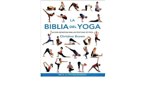 BIBLIA DEL YOGA, LA (ILUSTRADOS VERGARA): Amazon.es ...