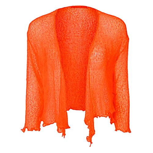 Coprispalle Orange SSoul SSoul Donna SSoul Coprispalle Orange Donna Coprispalle B7wqg5cc