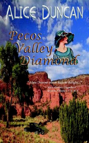 book cover of Pecos Valley Diamond