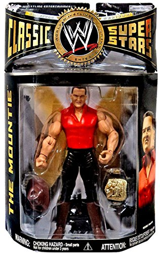 WWE Classic Superstar Collector Series 13: Mountie by Wrestling