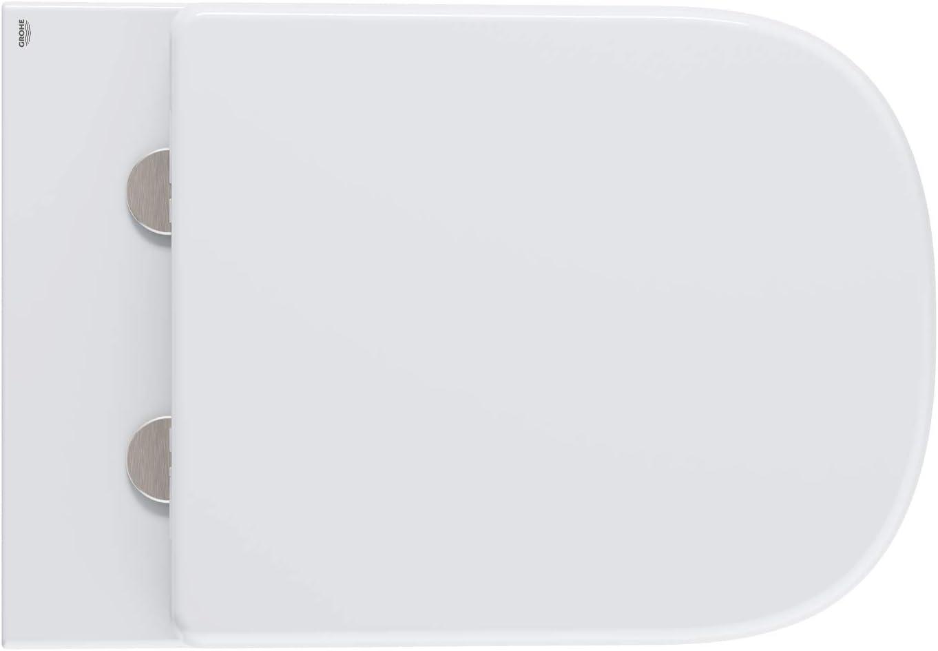 GROHE Cuvette suspendue Euro Ceramic sans bride blanche