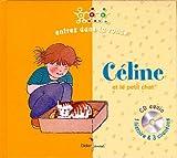Céline et le petit chat. Livre et CD