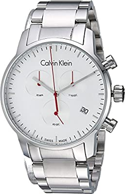 Calvin Klein Mens City Watch - K2G271Z6