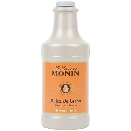 Monin Dulce De Leche Sauce: Amazon.com: Grocery & Gourmet Food