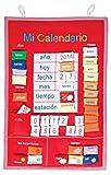 "Pink ""Mi Calendario"" (Spanish My Calendar)"