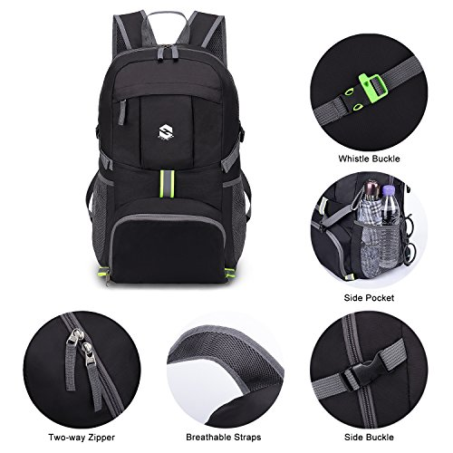 Image result for OlarHike Lightweight Travel Backpack