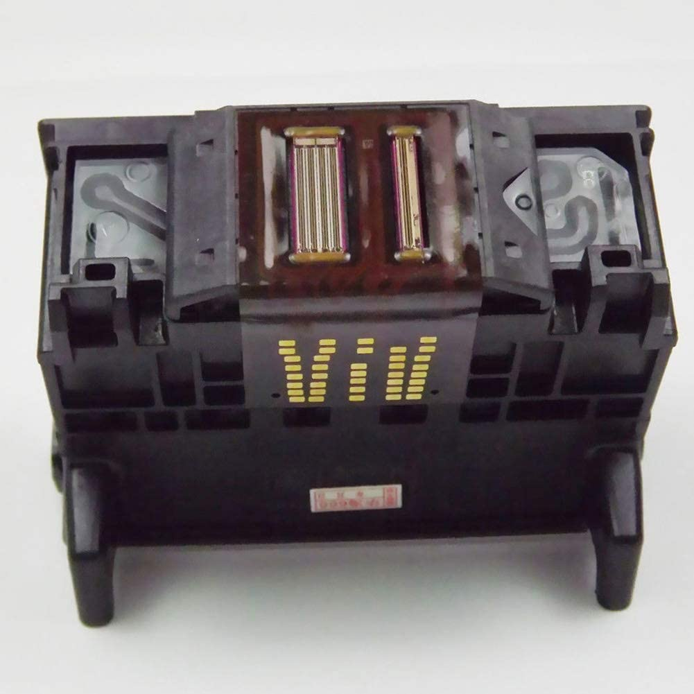 Dengofng B/üro Versorgung Druckkopf Ersatz f/ür hp 564 Drucker Kopf 564 Druckkopf 5-Slot CB326-30002 CN642A f/ür D7560 7520 C5373 C6350 D5460 7525 Drucker Free Size Schwarz