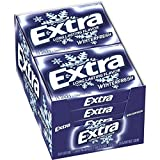 extra gum winter fresh - Wrigleys Extra Winterfresh Gum, 15 Count Sticks (Pack of 10)