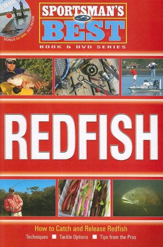 Sportsman's Best: Redfish Book and DVD Combo