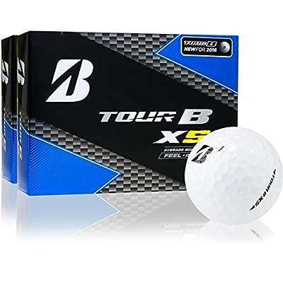 Bridgestone Tour B XS Golf Balls - 2 Dozen