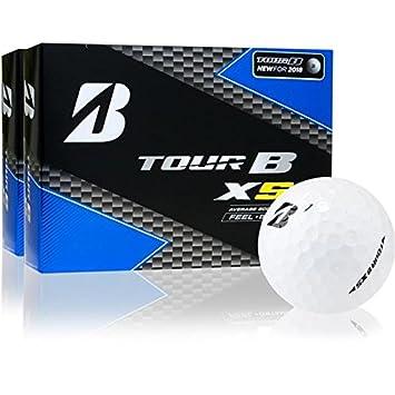 Bridgestone Tour B XS Golf Balls – Double Dozen