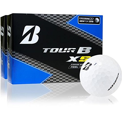 Bridgestone Tour B XS Golf Balls - 2 Dozen by Bridgestone (Image #1)