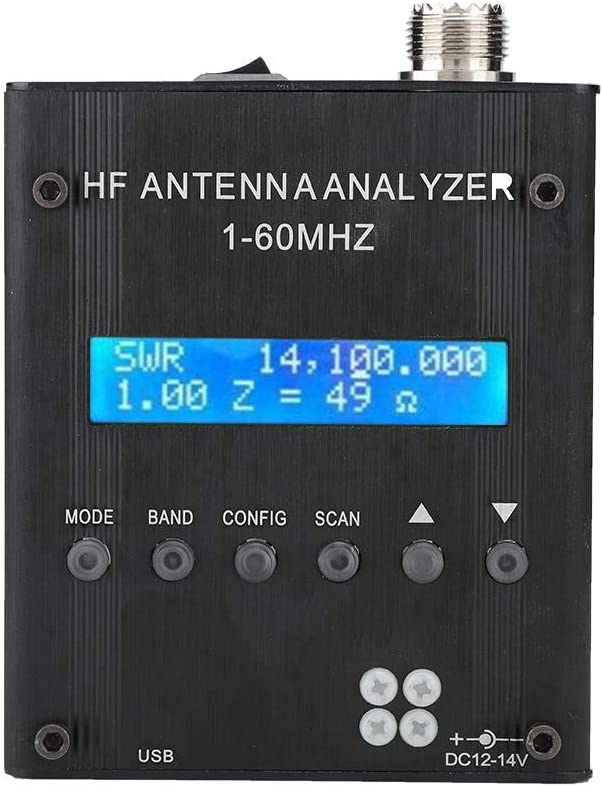 Medidor de Antena de Onda Corta, MR300 Bluetooth Analizador ...