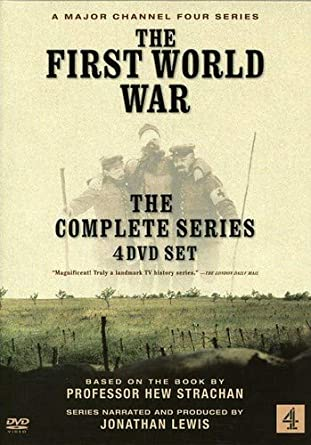 7077bbbb41c5d Amazon.com: The First World War - The Complete Series: Jonathan ...