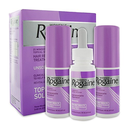Rogaine Regrowth Treatment Women Ounce