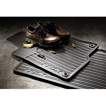Amazon Com 2009 2012 Acura Tsx Oem All Season Floor Mats