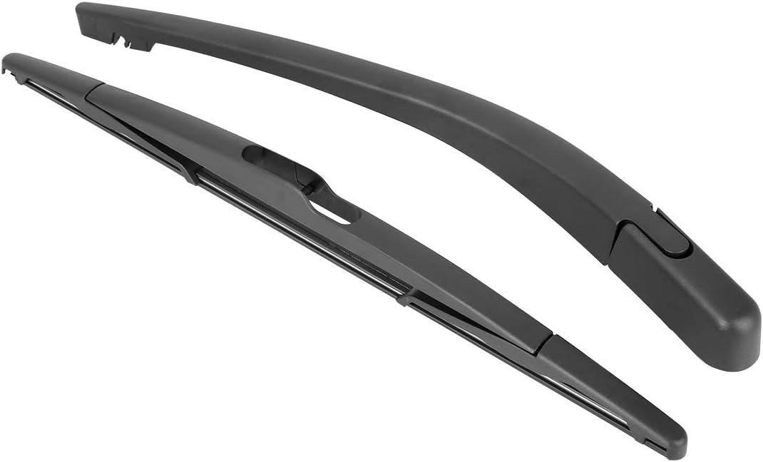 X AUTOHAUX Rear Windshield Wiper Blade Arm Set for Volvo XC60 XC90-365mm