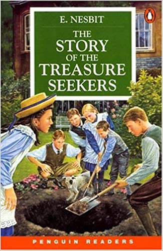 The Story of the Treasure Seekers New Edition (Penguin Readers (Graded Readers))