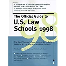 1998 Official Guide to U.S. Law Schools (Annual)