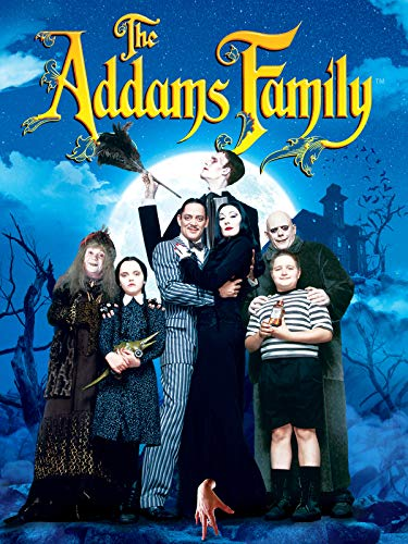 Halloween Party Ad (The Addams Family)