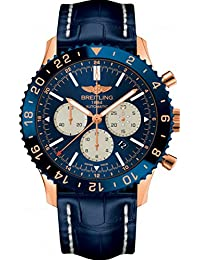 Chronoliner B04 Limited Edition of 250 Exclusive Pieces In Rose Gold With Blue Dial Watch RB046116/C972