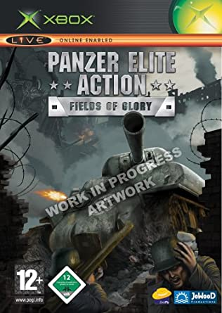panzer elite action fields of glory review
