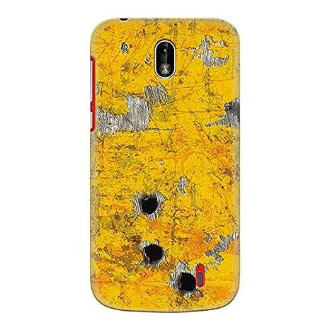 on sale d269c ea99a YuBingo Hard Plastic Mobile Case for Nokia 1 |: Amazon.in: Electronics