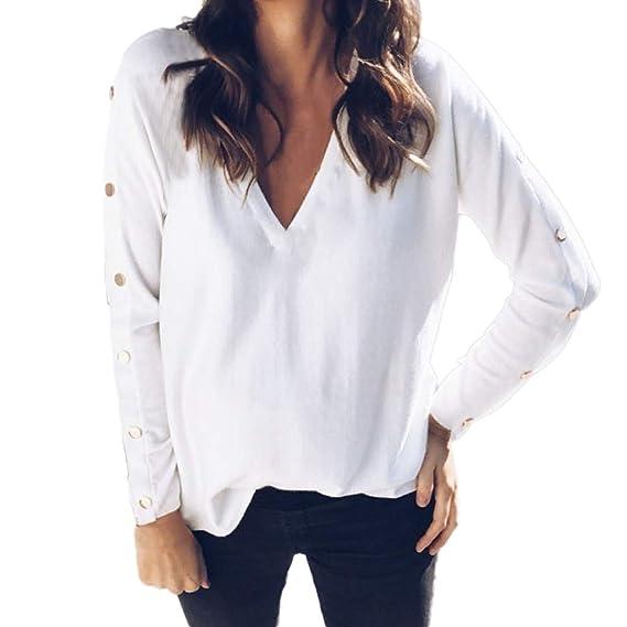 Mujer Suéter de Cuello Alto Jersey de Punto de Invierno Jerséis Casual para  Mujer Size S 65d35e6621b17