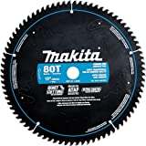 Makita A-94801 12-Inch 80 Tooth Ultra Coated Mitersaw Blade