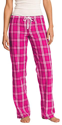 iors Flannel Plaid Pant, S, Dark Fuchsia (Dark Plaid Flannel Pants)