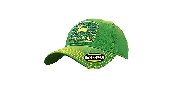 John Deere Toddler Kids Vintage Tm Cap-Green-Os: Amazon.es: Ropa y ...
