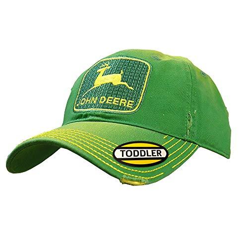 John Deere Toddler Kids Vintage Tm Cap-Green-Os ()
