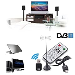 Features: 1. Digital terrestrial video and radio programs recording 2. Real Time Digital Video Recording 3. Image Capture 4. PIP(Picture in Picture)  5. One touch for channel auto-scan at 6/7/8 MHz 6. On-the-Fly Decode software technique 7. M...