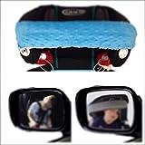 Big Bandz car seat pillow (Blue/white)