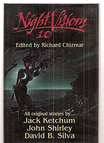 Book cover from Night Visions 10 by Jack Ketchum