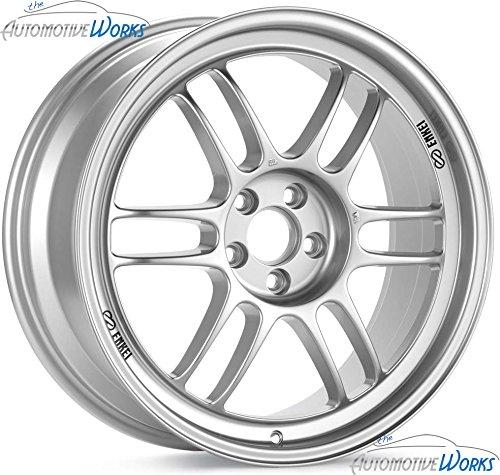 17x9 Enkei RPF1 (F1 Silver) Wheels/Rims 5x114.3 (3797906545SP) by Enkei (Image #5)