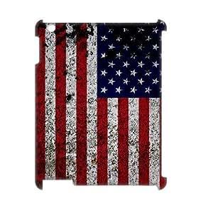 VNCASE American Retro Flag Phone Case For IPad 2,3,4 [Pattern-1]